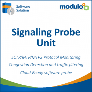 Signaling Probe Unit - Mobile Network (SS7/SIGTRAN) Software Probe
