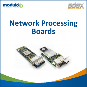Network Processing Boards by Adax
