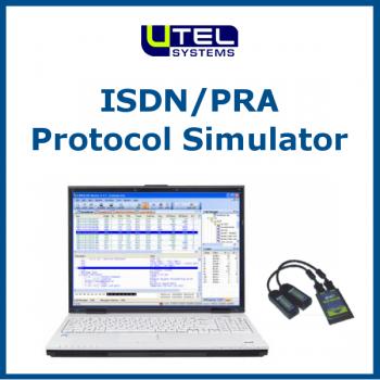 ISDN/PRA Protocol Simulator