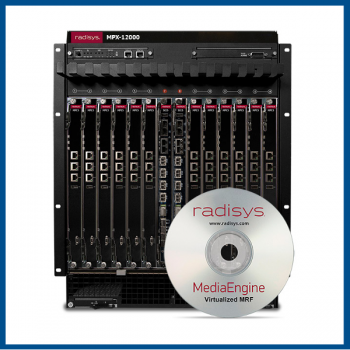 Radysis Media Resource Function - Media Servers
