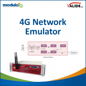 Valid8 M3 4G Network Emulator