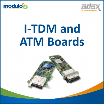 I-TDM and ATM Boards