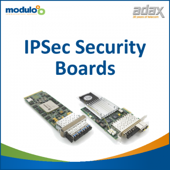 IPSec Security Boards: The Pkt2-PCIe and Pkt2-AMC boards