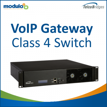 VoIP Gateway by TelcoBridges