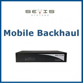 Sevis Mobile & Satellite Backhauling Optimization Solution