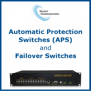 Automatic Protection Switches (APS) and Failover Switches