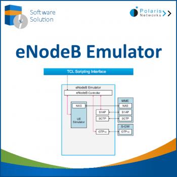 LTE eNodeB Emulator