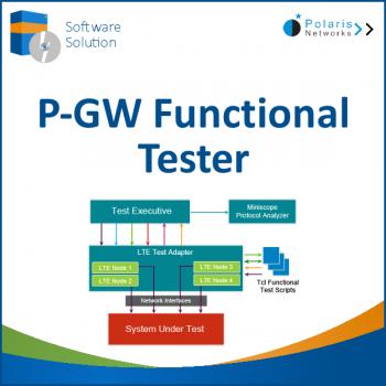 P-GW Functional Tester