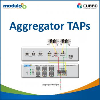 Aggregator TAPs