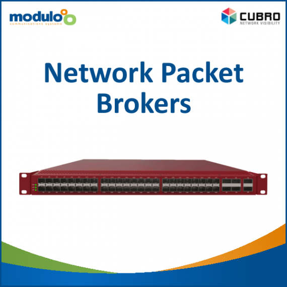 Cubro Network Packet Brokers