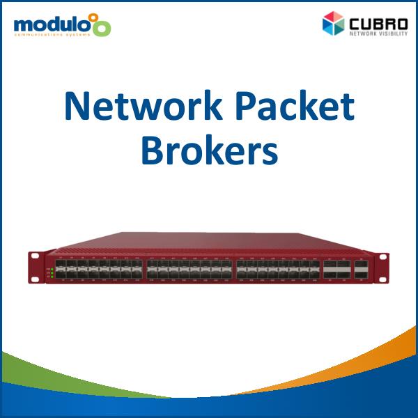 Cubro Network Packet Brokers
