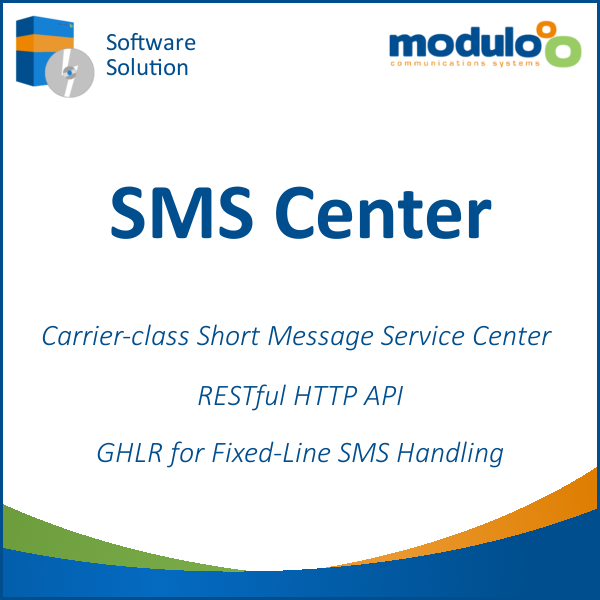 SMSC - Short Message Service Center