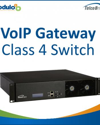 VoIP Gateway by TelcoBridges