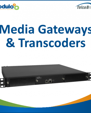 Media Gateways and Transcoders