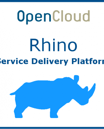 OpenCloud Rhino Service Delivery Platform