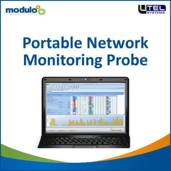 Portable Network Monitoring Probe