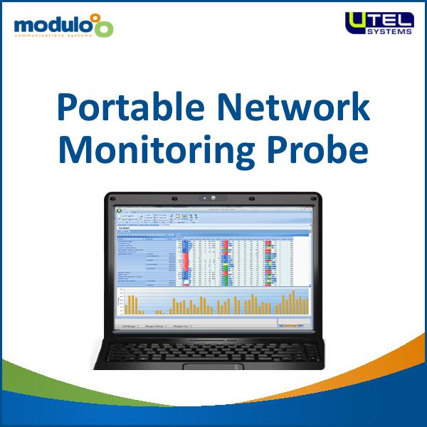 Portable Network Monitoring Probe