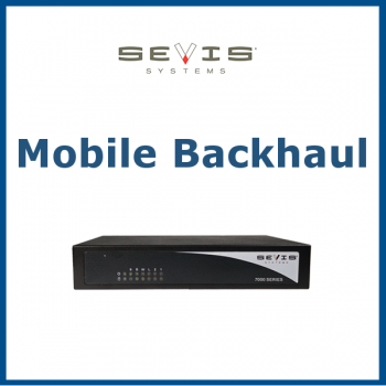 Sevis Mobile & Satellite Backhauling Optimization Solution