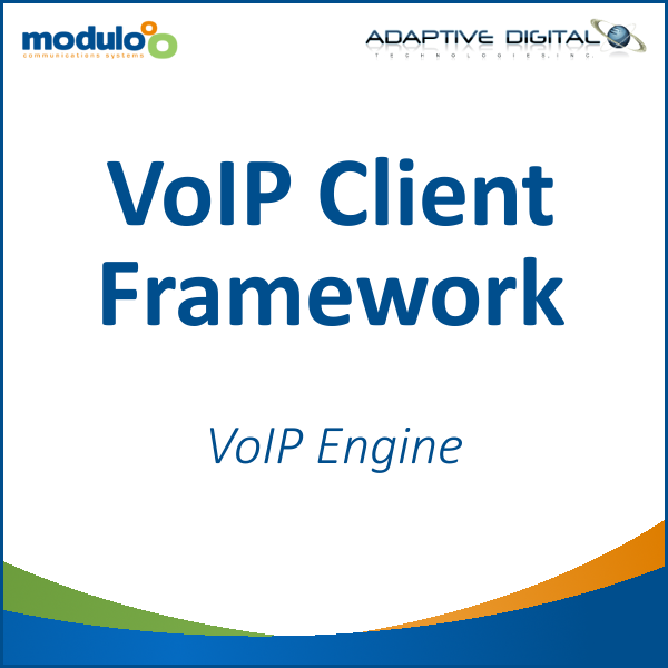 VoIP Client Framework - VoIP Engine