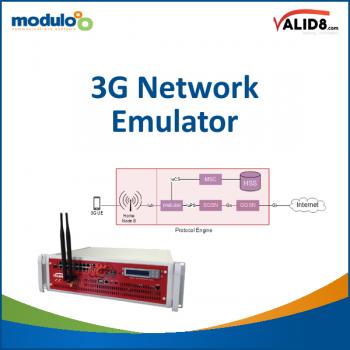Valid8 M3 3G Network Emulator