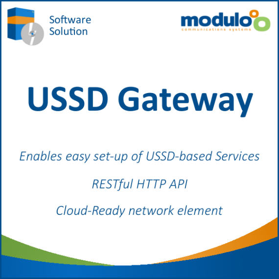 The Modulo USSD Gateway for Mobile Network Operators