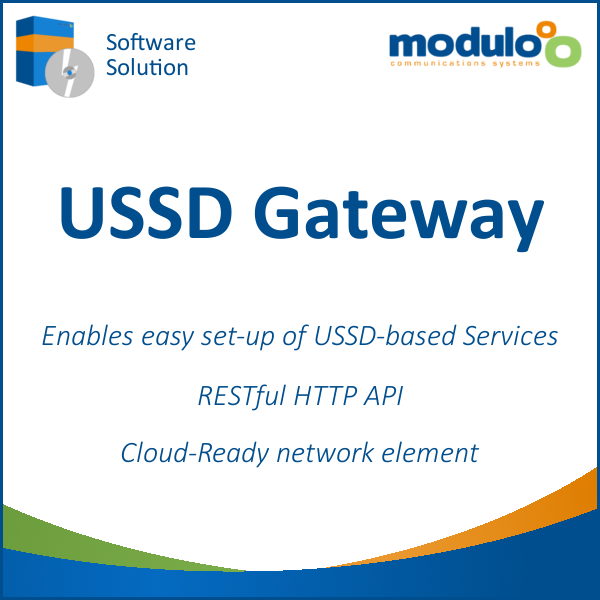 USSD Gateway for Mobile USSD Services | Modulo C S