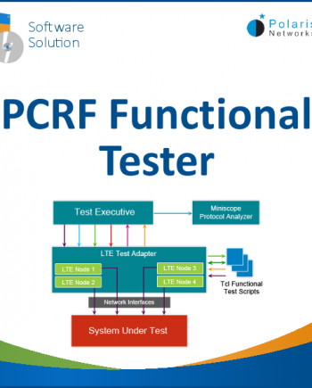 PCRF functional tester