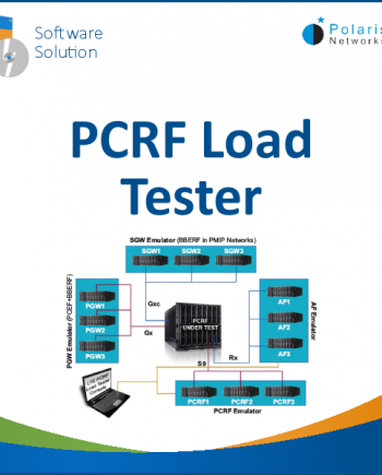 PCRF Load Tester