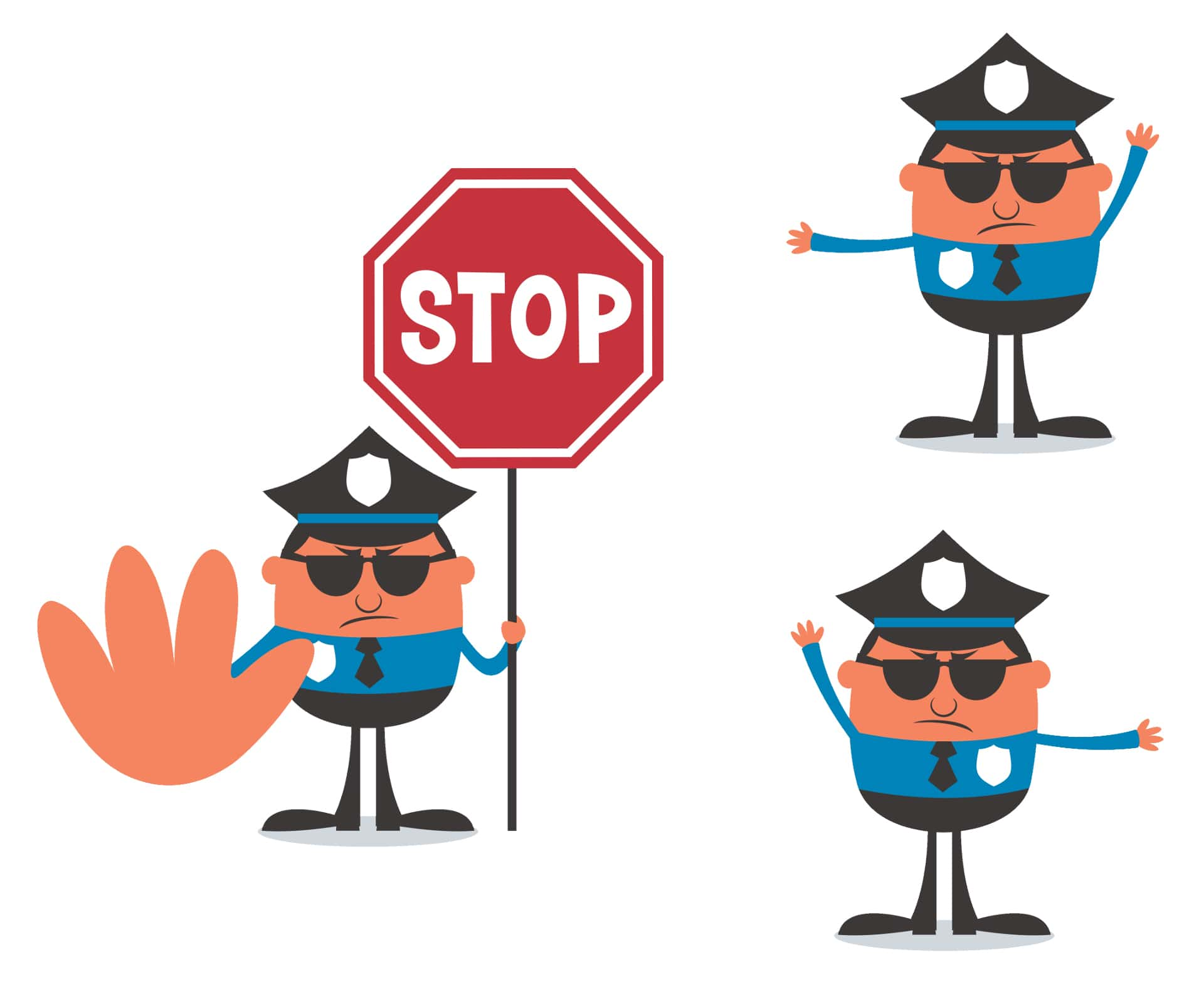Network Packet Brokers are like Traffic Cops