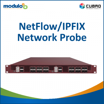 Cubro NetFlow/IPFIX Network Probe